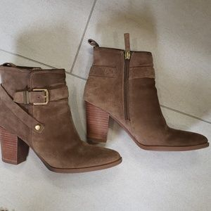 Franco Sarto ankle boots, full leather